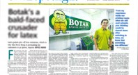 Botak's a bald-faces crusader for HP Latex