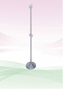 Clip Pole – (Adjustable) Stainless Steel
