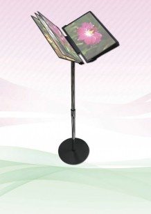 Menu Book (Floor Stand)