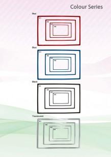 Color Frame (Plastic)