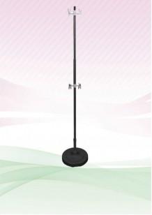 Clip Pole – (Aluminium) Black