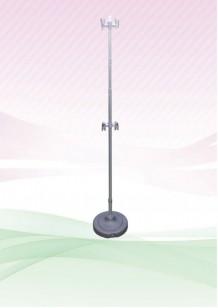Clip Pole – (Aluminium) Silver