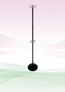 Clip Pole – (Adjustable) Black